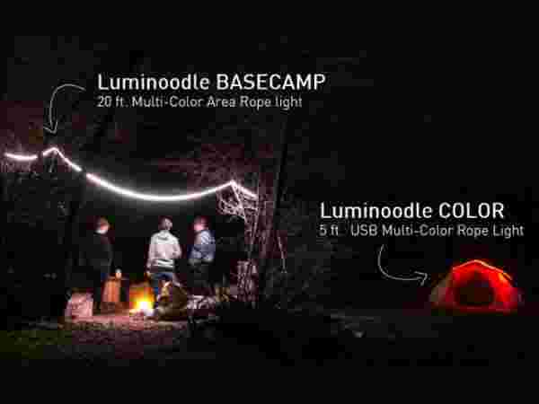 Luminoodle Color and Basecamp