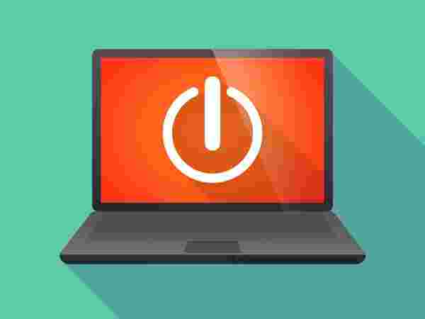 Attempt shutdowns on your laptop