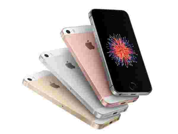 7% off on Apple iPhone SE