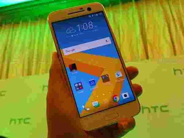 HTC 10 priced at Rs 52,990