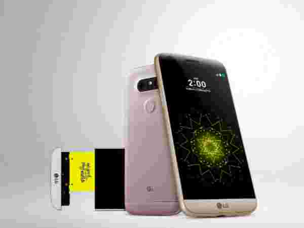 LG G5 priced at Rs 52,990