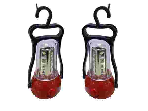 VICTOR LED Emergency Light Lantern With USB Mobile Charger,