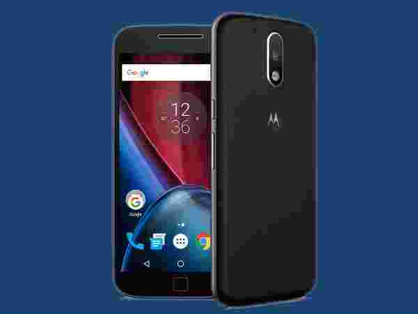 With Moto G Plus, 4th Gen (Black, 32 GB) Smartphone Get Kindle Offer Worth Rs.300 Only at Amazon