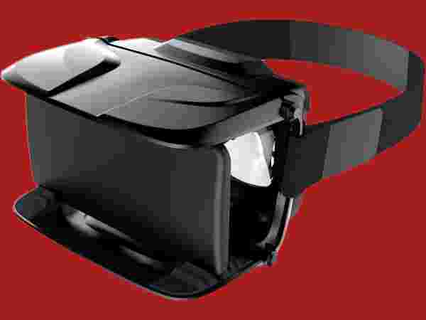 ANT VR Headset (Black) for Lenovo K4 Note, Vibe X3, K5 Plus, K3 Note with Android M update at Just Rs.1299 Only