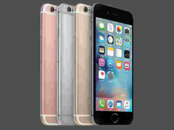 Flat 20% Off on Apple iPhone 6s (16GB) Now Hurry up!