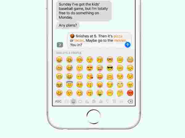 It will be more fun to send Messages on iOS 10