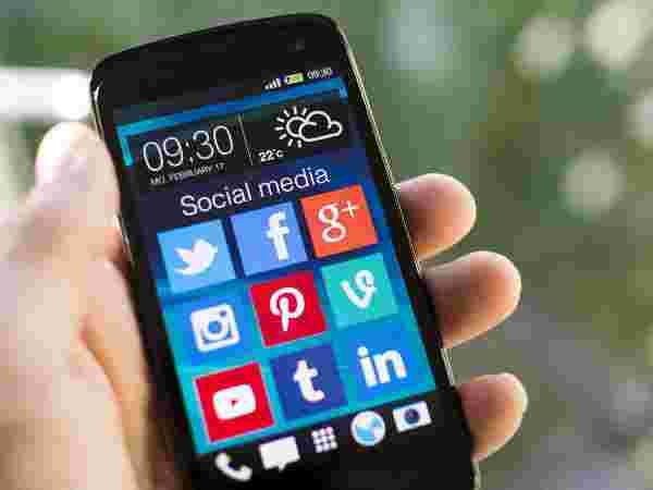 Don't install many social media apps like Facebook