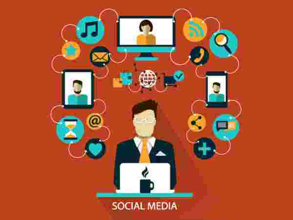 Use social media to find jobs