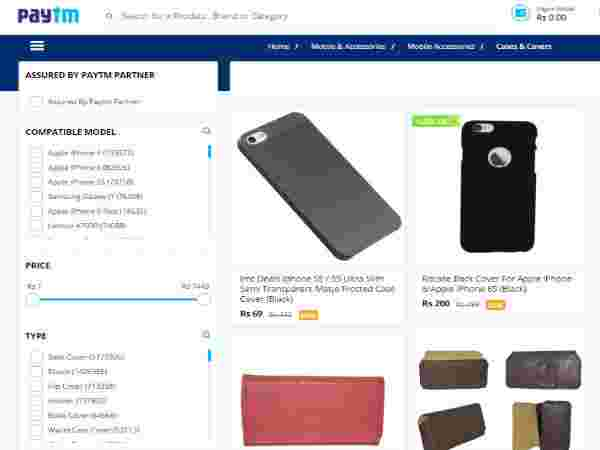 COMPLEMENT YOUR PHONE! Phone Cases and Covers now 20% Cashback