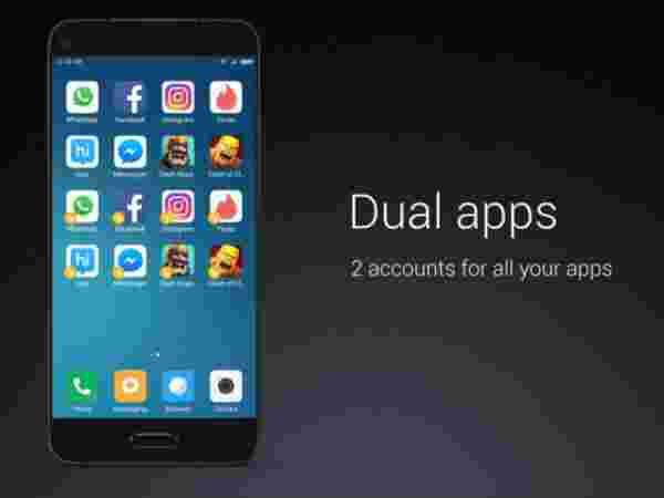 Dual App and Second Space