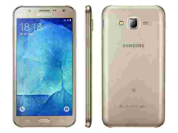Samsung Galaxy J7 priced at Rs 15,990