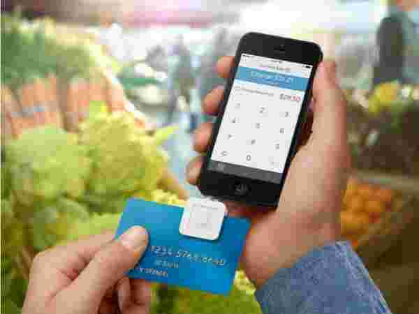 Accept payments done through credit or debit cards