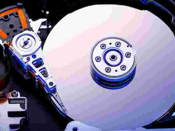 Defragment the hard drive