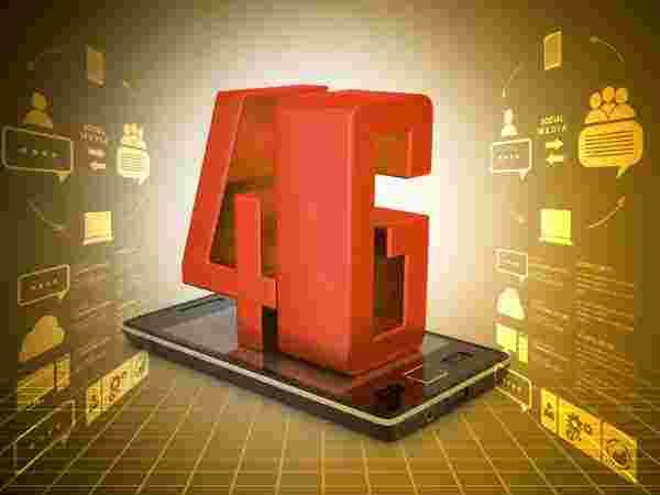 4G LTE is the fastest right now