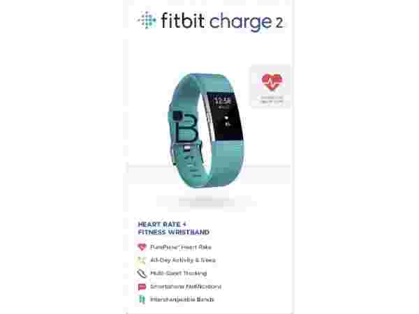 Fitbit Charge 2 features to expect