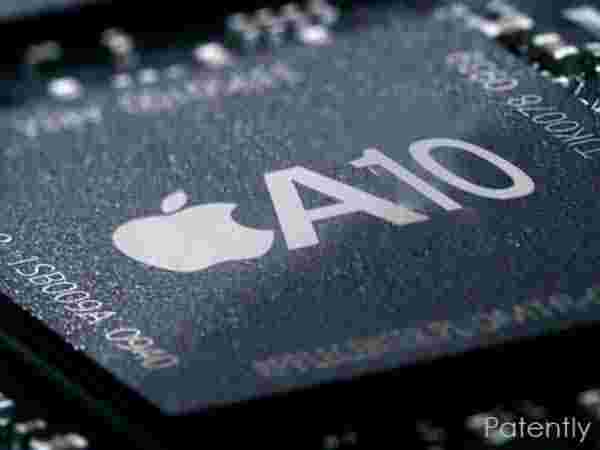 The Apple A10 chipset!