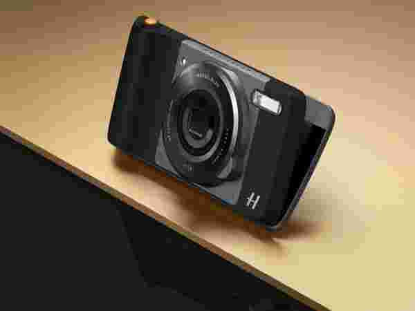 Camera is taken to the next level with Moto Mods