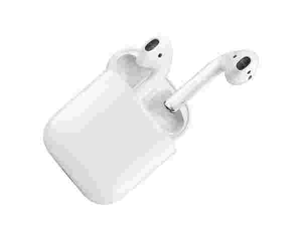 AirPods will be available from October