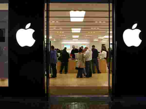 Apple's sales increased in India