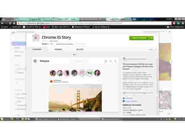 How to View Instagram Stories on Desktop [3 Simple Steps] - Gizbot News