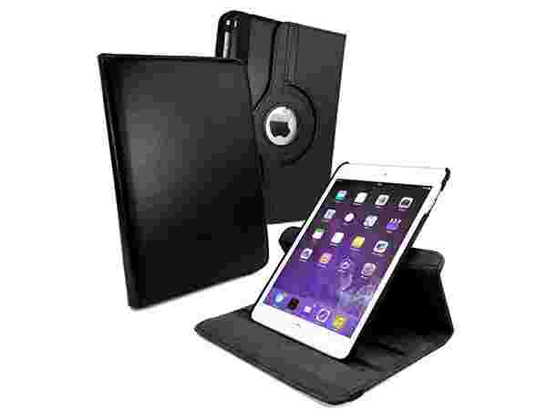 APS 360 Leather Smart Rotate Flip Cover