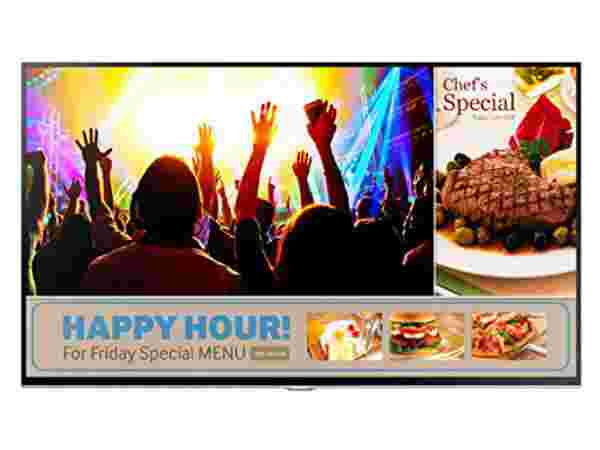 42% off on Samsung RM40D 101.6cm (40 inches) Full HD SMART Signage TV