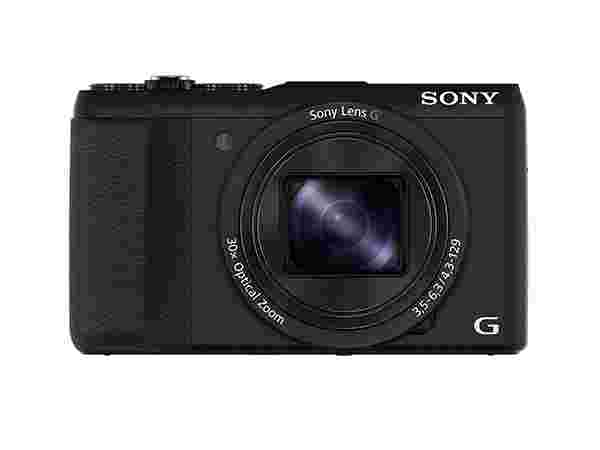 Sony Cybershot DSC-HX60V 20.4MP Digital Camera
