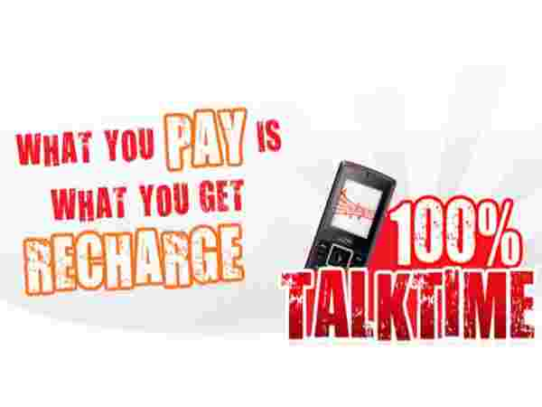 Full Talktime Offers`