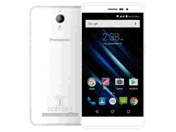 4% off on Panasonic P77- 4G VoLTE - White