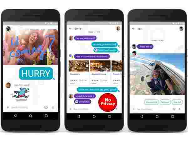 Anyone and Everyone Can Read Your Messages on Allo