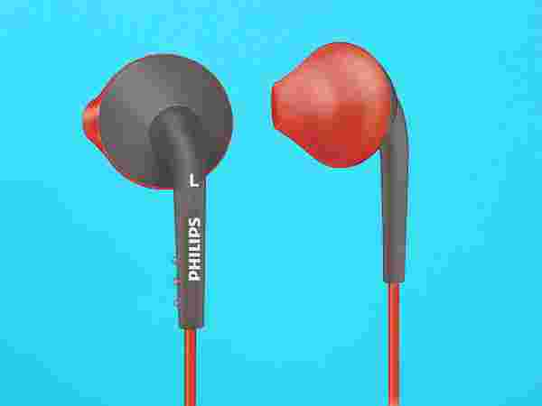 Philips SHQ1200 ActionFit Sports In-the-ear Headphone