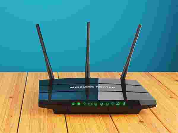 Update your Router