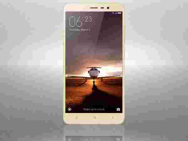 Xiaomi Redmi Note 3 (Gold, 32GB)