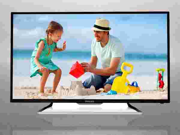 Philips 101.6 cm (40 inches) 40PFL5059/V7 Full HD LED Television