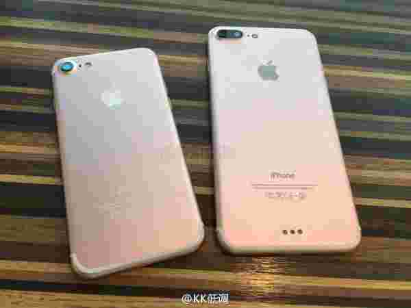 Dual Rear Camera for iPhone 7 Plus