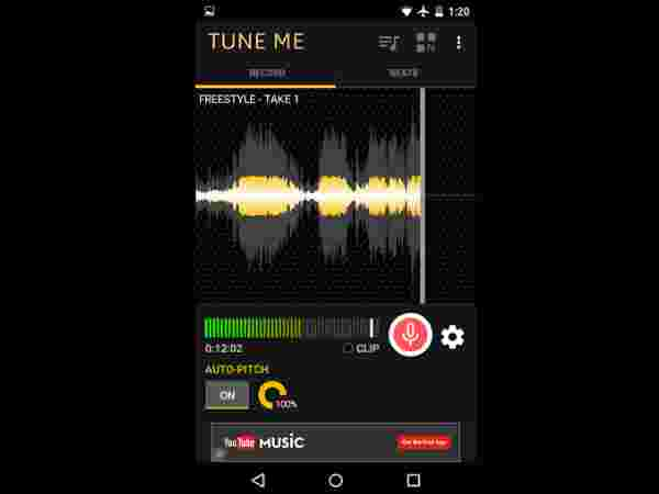 here are 5 auto tune apps to bring out the inner singer in you
