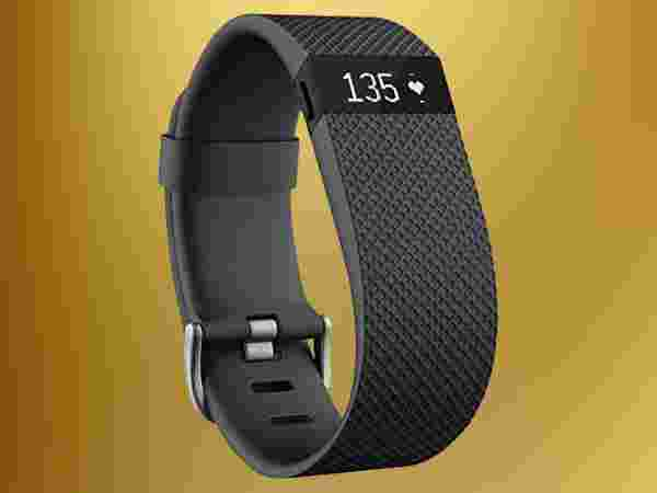 Fitbit Charge HR Heart Rate and Activity Wristband