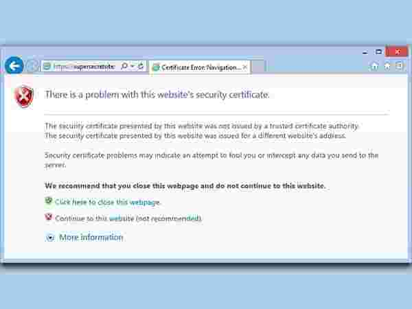 How to Get Rid of Website Security Certificate Warnings - Gizbot News