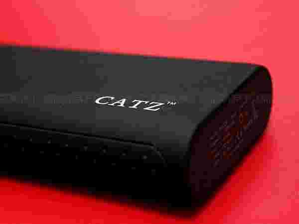 1.  CATZ 13,000mAh Power Bank