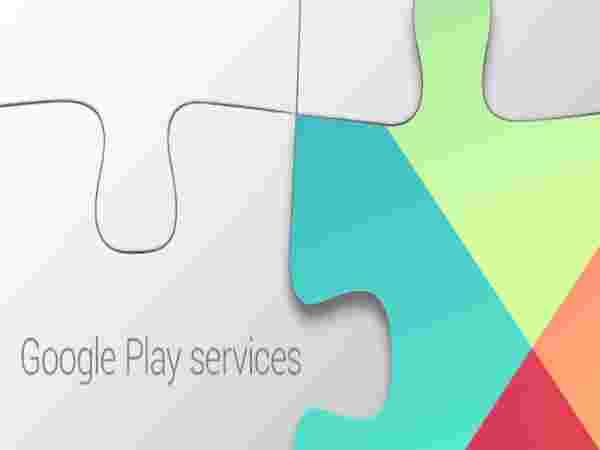 Google play service manual install