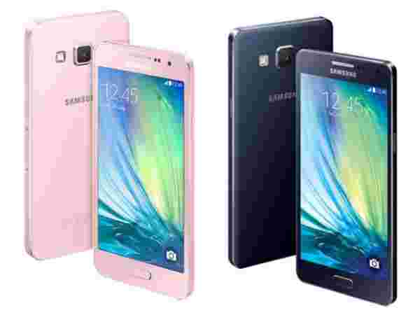 Refurbished Samsung Galaxy A5 Duos (White)