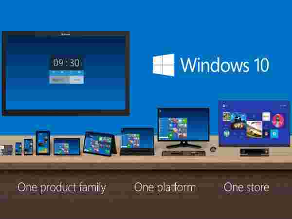 Windows 10 future