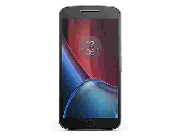 Moto G Plus, 4th Gen (Black)
