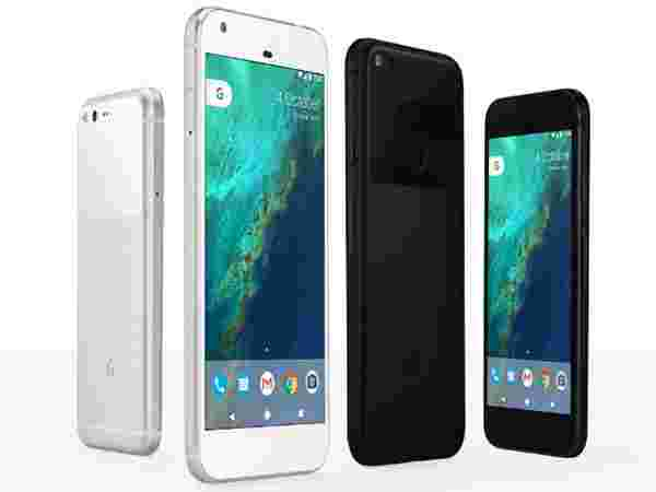 Google Pixel XL (Very Silver, 32 GB) (Get upto ₹27,000 off on exchange)