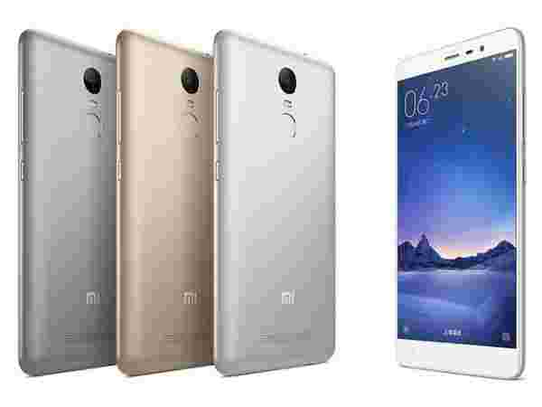 Price cut on Redmi Note 3 (3GB+32GB) and Mi Max