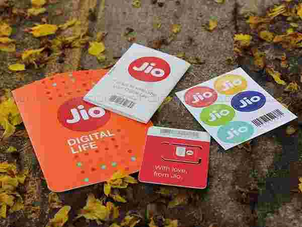 Generation Reliance Jio Barcode on 2G/3G Phones: Step 1
