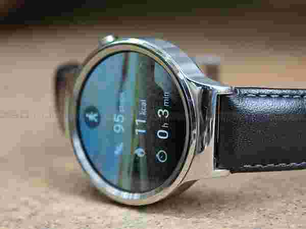 The first made by Google Smartwatches