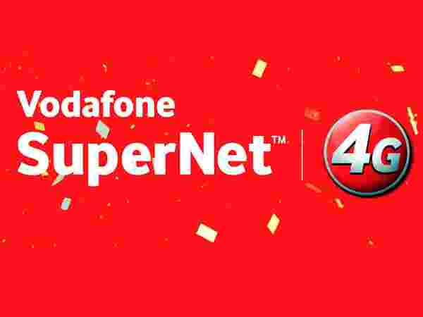 Upgrade to Vodafone 4G