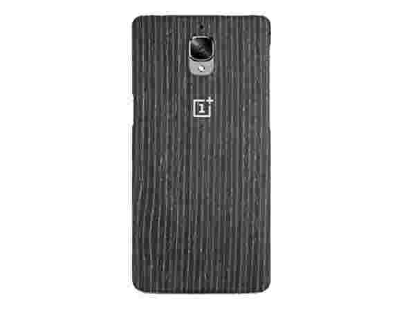 OnePlus 3 Black Apricot Case Looks the Best
