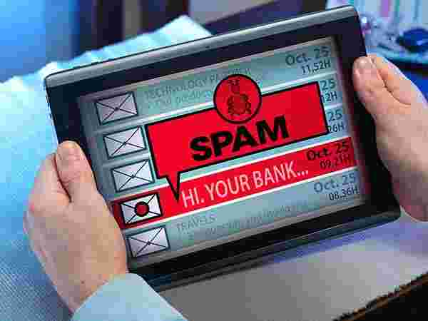 #3 Avoid Any Such Spam or Phishing Messages